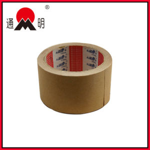 Adhesive Kraft Paper Tape Customize Logo Self pictures & photos