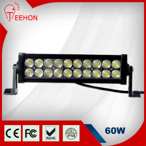 60W LED Light Bar Spot Flood Combo Lighting for Cars pictures & photos