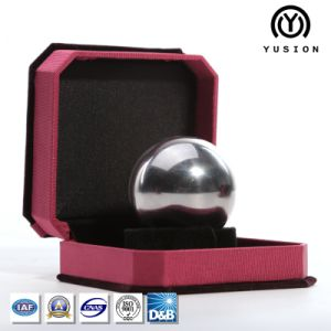 Yusion 4.7625mm-150mm High Quality AISI52100 Steel Ball pictures & photos