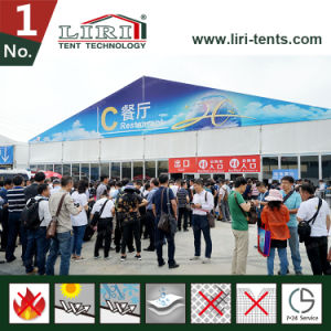 Temporary Large 30m Span Width Tent Hall Restaurant Outdoor Event pictures & photos