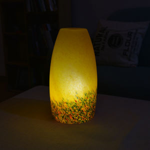 Hand Blowing Natural Frits Project Lighting Lamp Shade pictures & photos