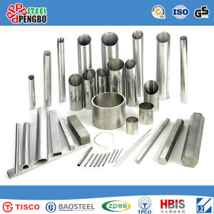 Per Kg Price of Round Ss 304 Stainless Steel Pipe pictures & photos
