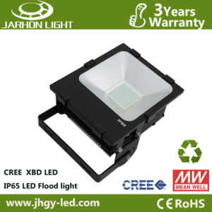 Lawn Lighting Waterproof Meanwell CREE 150W LED Flood Light
