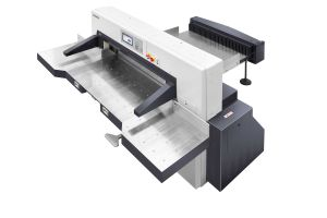 Computerized Paper Cutting Machine (115E) pictures & photos