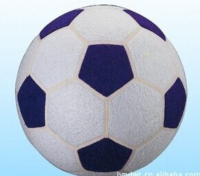 "Laminated Inflatable 8"" 10""Jumbo Soccer Ball pictures & photos"