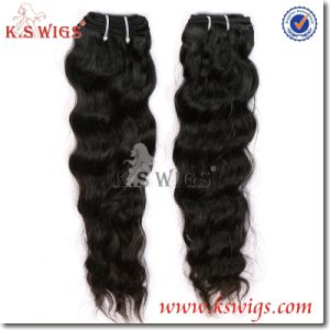 Wholesale Virgin Remy Hair Indian Hair Extension pictures & photos