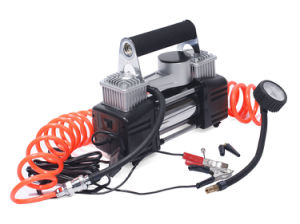 New 150 Psi > Ultra Heavy Duty 2 Cylinder 12V Car Air Compressor Camel Brand pictures & photos