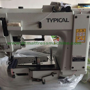 Tape Edge Sewing Machine Head for Mattress Tw4-L300ux5 pictures & photos