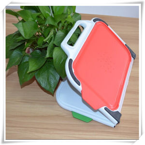 Foldable Kitchen Cutting Board (VK14017) pictures & photos