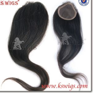 Premium Virgin Remy Hair Laceclosure Hair Extension pictures & photos
