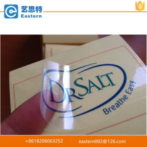 Adhesive Waterproof Printing Plastic Sticker pictures & photos