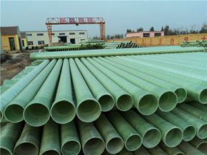FRP GRP Fiberglass Reinforced Plastic Pipe Price pictures & photos