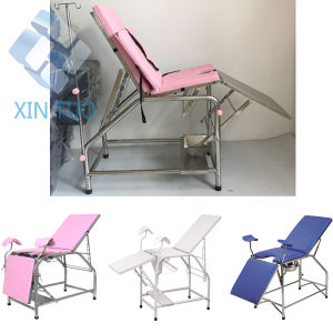 Factory Price Hospital Adjustable Gynecological Operation Chair pictures & photos