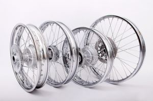 Suzuki Motorcycle Spare Parts, Rim, Spokes, Hub, Wheel pictures & photos