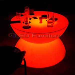 Modern LED Lighting Coffee Table Bedroom Furniture
