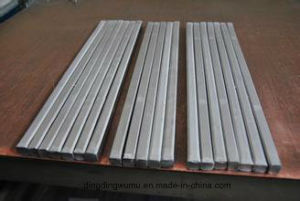 99.95% Molybdenum Bar Tungsten Bar at Low Price pictures & photos
