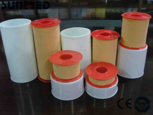 Zinc Oxide Surgical Tape pictures & photos