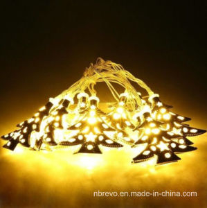 12 LED Solar Metal Tree String Light (RS1004) pictures & photos