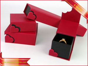 Jewelry Packing Box Paper Jewelry Box Ring Box pictures & photos