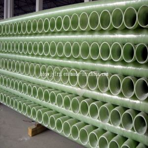 Fiberglass Standfilled Pipe/FRP Cable Conduit Pipe pictures & photos