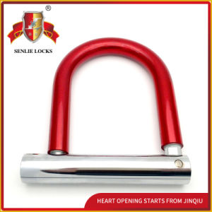 Two Colors High Quality U Shape Lock pictures & photos