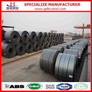 Hot Rolled Pickled and Oiled Steel Coil pictures & photos