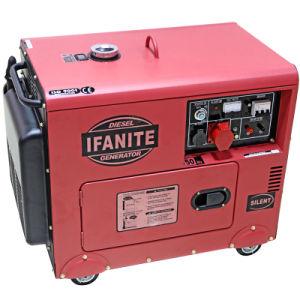 Diesel Generator Set (IDE3500T)