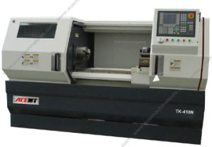 Flat Bed CNC Lathe-Tk-410n pictures & photos