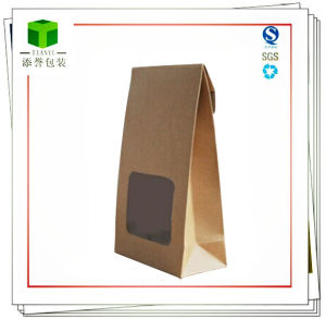 Visual Kraft Paper Bag for Foodstuff pictures & photos