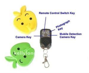 Apple Shape Hook Remote Control Mini Camera (JUE-151)