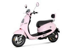 Fashion Electric Scooter with Intelligent Power System and USB pictures & photos