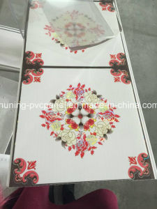 2015 Hot Stamping 25*0.7/0.75/0.8cm PVC Ceiling Panel pictures & photos