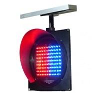 Dia300mm Solar Yellow Flashing Light (TR001)