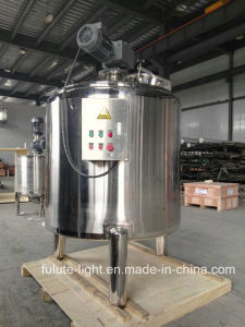 500 Liter Stainless Steel Food Cooking and Mixing Tank pictures & photos