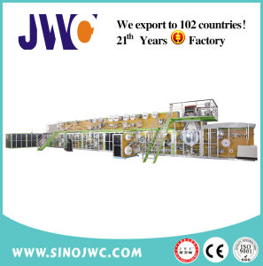High Quality Always Napkin Machine (JWC-KHD) pictures & photos