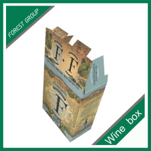 2 Pack Paper Corrugated Packing Bag (FP6063) pictures & photos