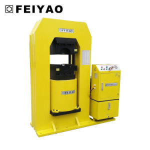 70mpa Super High Pressure Hydraulic Steel Rope Press Machine (FY-CYJ) pictures & photos