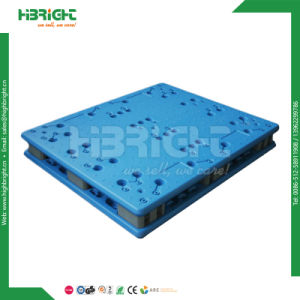 Double Sided Heavy Duty Plastic HDPE Pallets pictures & photos