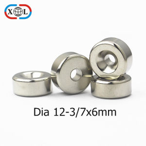 2017 High Quality Hot Sale Rare Earth Permanent Neodymium Magnet pictures & photos