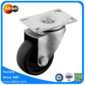 75mm PP Wheel Medium Duty Swivel Industrial Caster pictures & photos