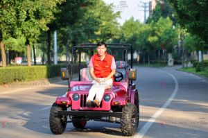 2017 Hot Selling Adult Mini Jeep Willys ATV Quad Bike on 150cc & 200cc Engine pictures & photos