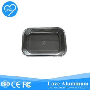 Disposable Aviation Lunch Aluminum Foil Container pictures & photos