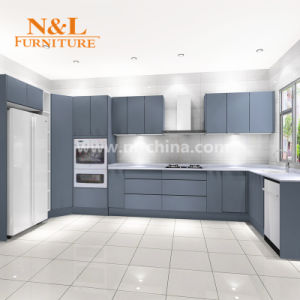 N&L Modern High Gloss Kitchen Furniture MDF Lacquer Kitchen Cabinet pictures & photos