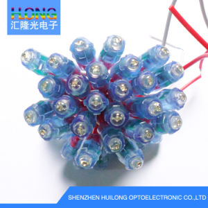9mm Red Color Waterproof LED String Lights pictures & photos