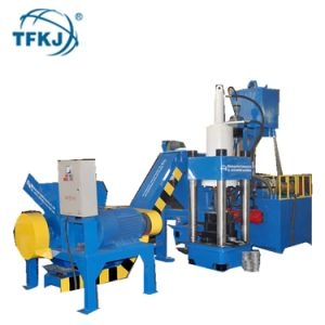 Top Quality Best Selling Recycle Waste Metal Block Making Machine pictures & photos