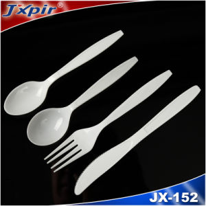 CE/FDA Certified Plastic Kitchenware Plastic Cutlery pictures & photos