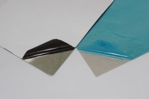 Black/White Protective Film for Surface Protection pictures & photos
