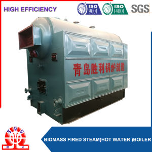 Machine Hot Water Sawdust Boiler for Hotel pictures & photos