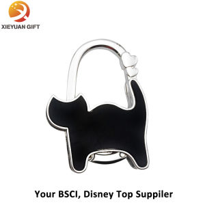 Top Sell Folding Bag Purse Hook Handbag for Ladies (XYmxl100604) pictures & photos