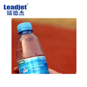 Automatic Inkjet Water Pet Bottle Date Code Printer pictures & photos